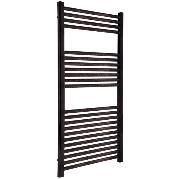 "Borhn Napoli Oil Rubbed Bronze Hydronic Wall Mount Towel Warmer 44""x 24"" B51641"
