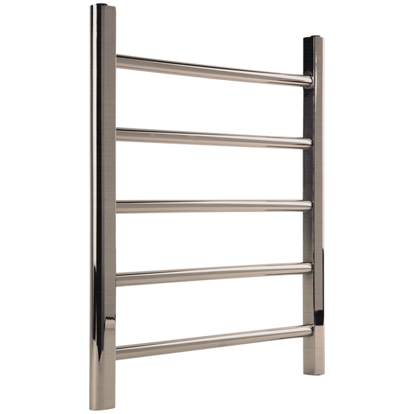 "Borhn Nerolo Brushed Nickel Plug In Wall Mount Towel Warmer 26""x 24"" B51745"