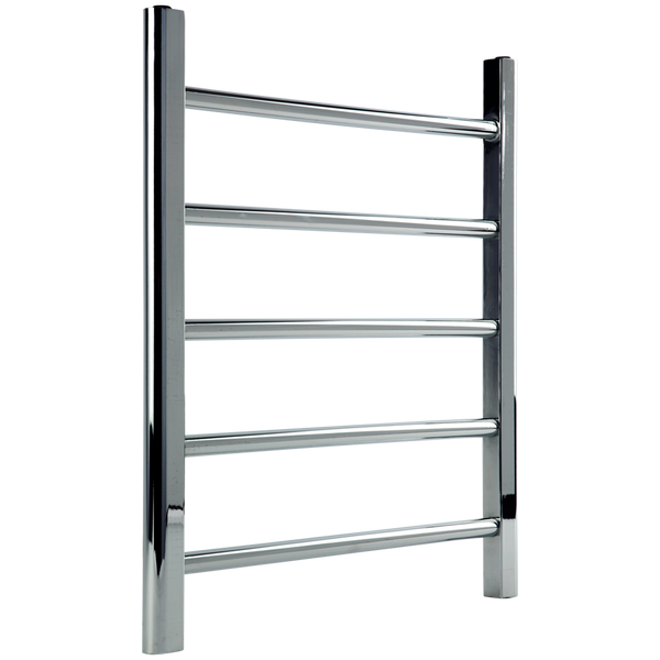 "Borhn Nerolo Chrome Plug In Wall Mount Towel Warmer 26""x 24"" B51746"