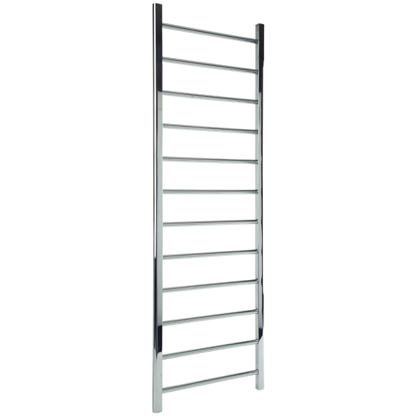 "Borhn Nerolo Chrome Hardwired Wall Mount Towel Warmer 69""x 24"" B51798"
