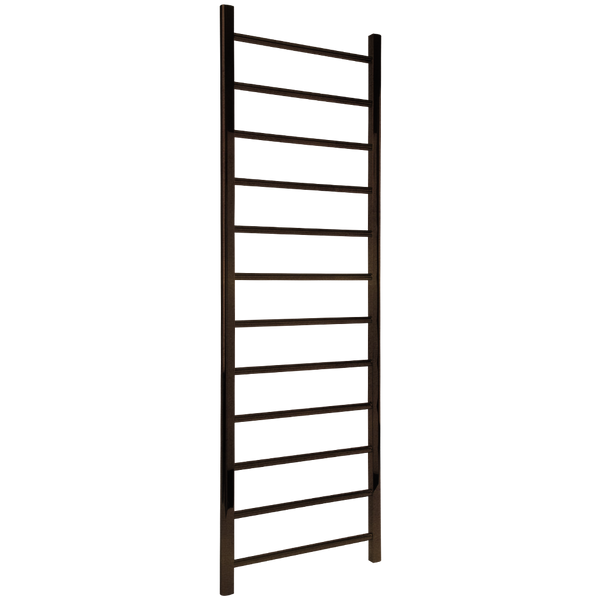 "Borhn Nerolo Oil Rubbed Bronze Hydronic Wall Mount Towel Warmer 69""x 24"" B51791"