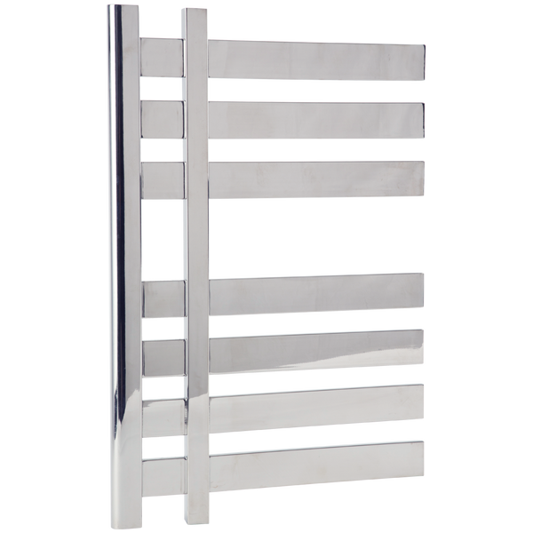 "Borhn Meleti Chrome Hydronic Wall Mount Towel Warmer 27""x 20"" B51802"