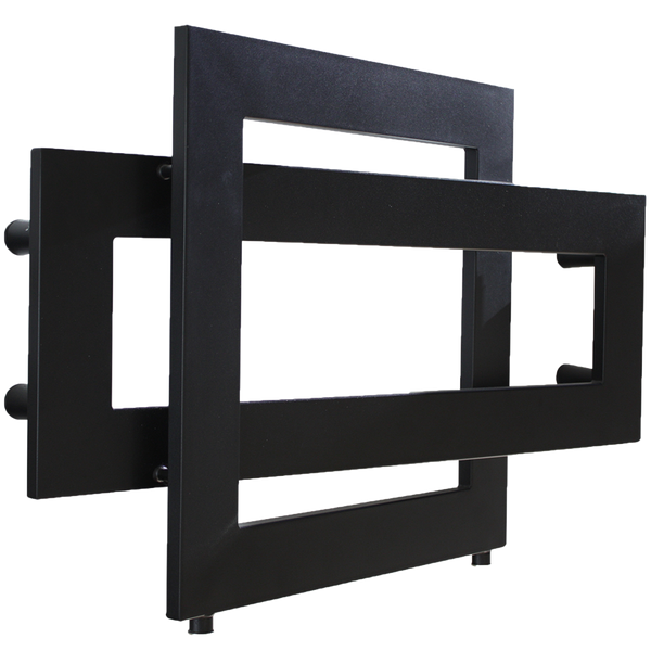 Borhn Ispani Modern Hardwired Wall Mount Towel Warmer Black B51234