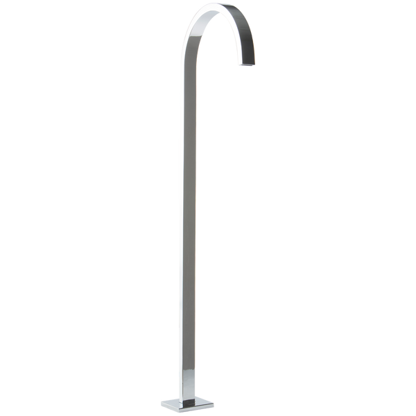 Borhn Ortona Floor Mount Tub Spout Chrome B52180