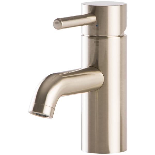 Borhn Ossimo Single Hole Bathroom Faucet Brushed Nickel B52213