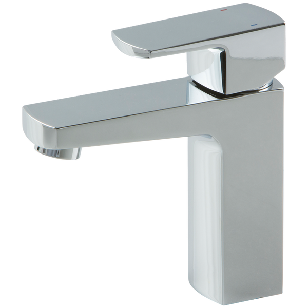 Borhn Rimini Single Hole Chrome Bathroom Faucet B52241