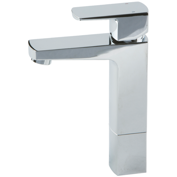 Borhn Rimini Single Hole Chrome Medium Vessel Bathroom Faucet B52243