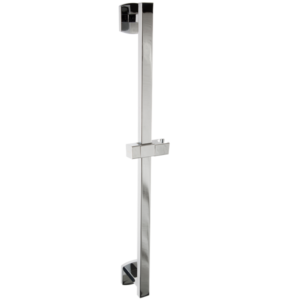 Borhn Chrome Square Adjustable Slide Bar B52276
