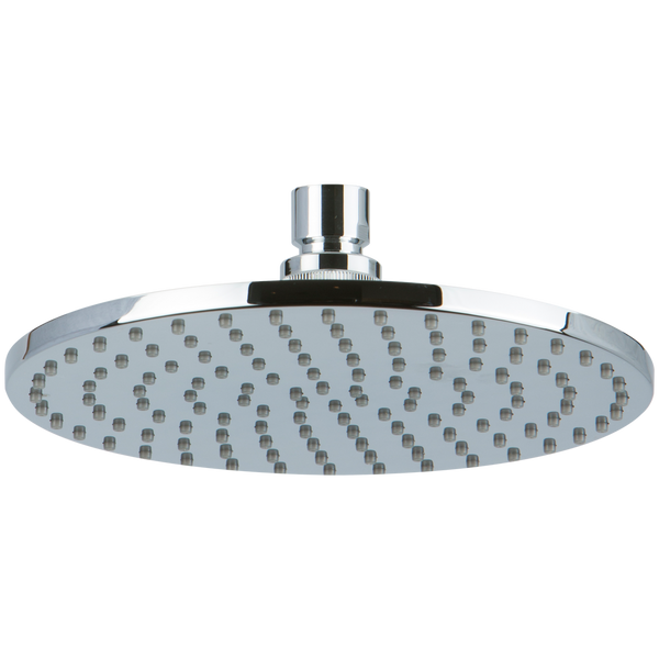 "Borhn Contemporary Shower Rain Head Round 8"" Chrome B52312"