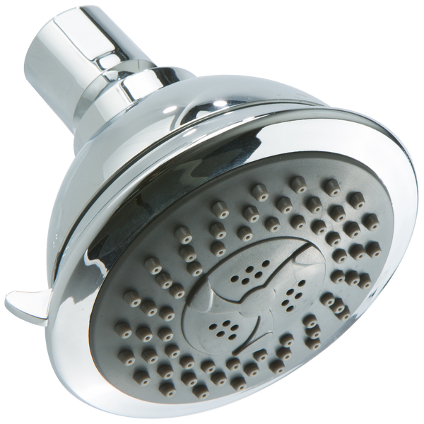 Borhn Four Function Shower Head Chrome B51342