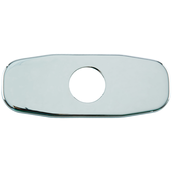 Borhn Bathroom Sink Hole Cover Plate Chrome B52481