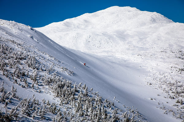Backcountry Skiing White Mountains