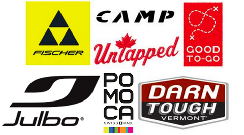 Fischer CAMP Darn Tough POMOCA Julbo