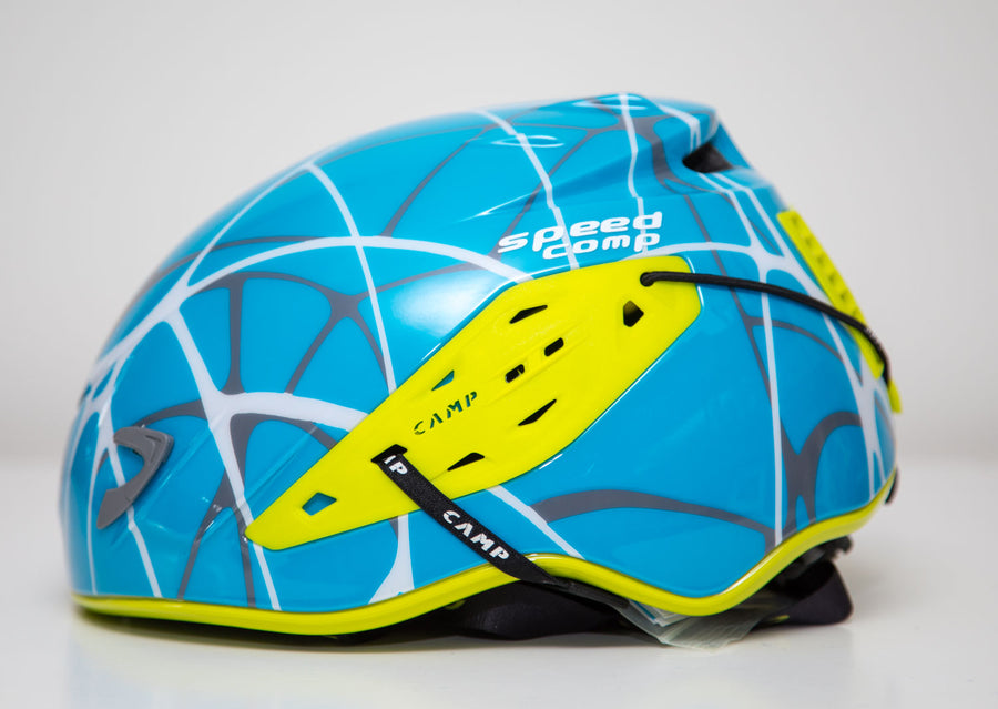 CAMP speed comp helmet blue