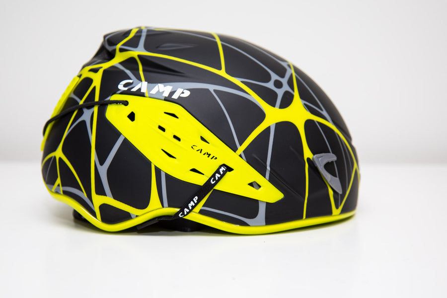 CAMP speed comp helmet side