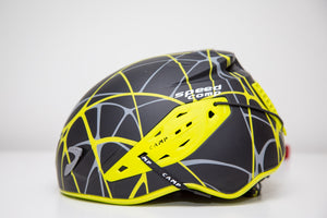 CAMP speed comp helmet matte black