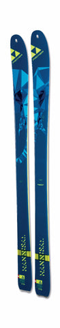 Fischer Hannibal 2017 2018 Blue Skis