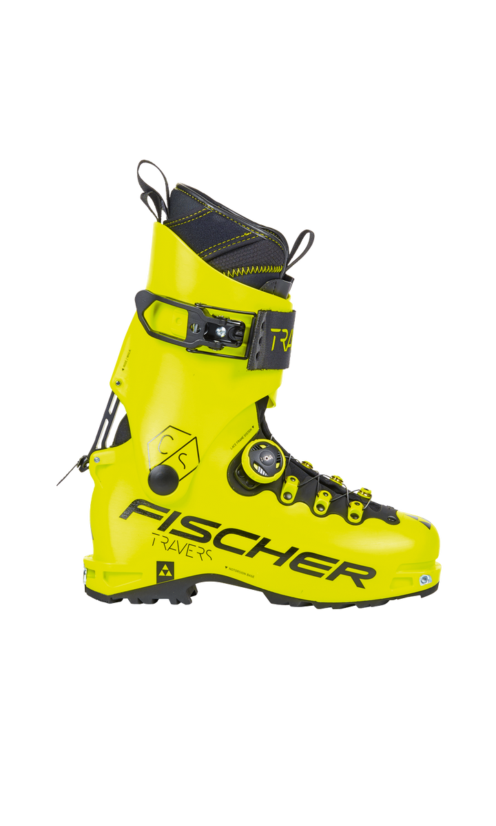 Fischer Travers CS Carbon Sole Backcountry Ski Boot