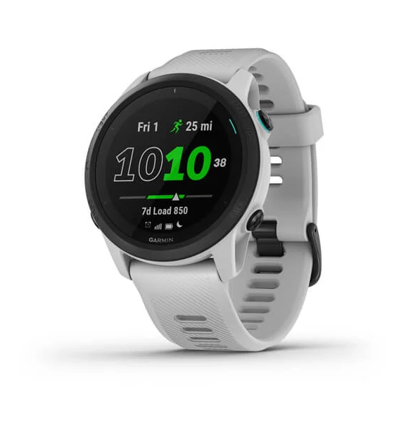 Garmin-Forerunner-745-Watch-White