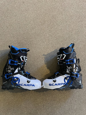 32.0 // Scarpa Maestrale RS // AWESOME // #42