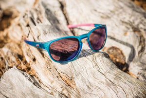 Julbo Resist Sunglass - REACTIV Zebra Light