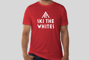Ski The Whites T-Shirt 2.0