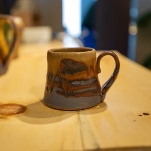 Ski The Whites Espresso Mug