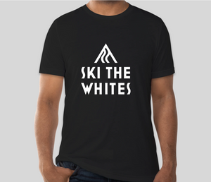 Ski The Whites T-Shirt Black