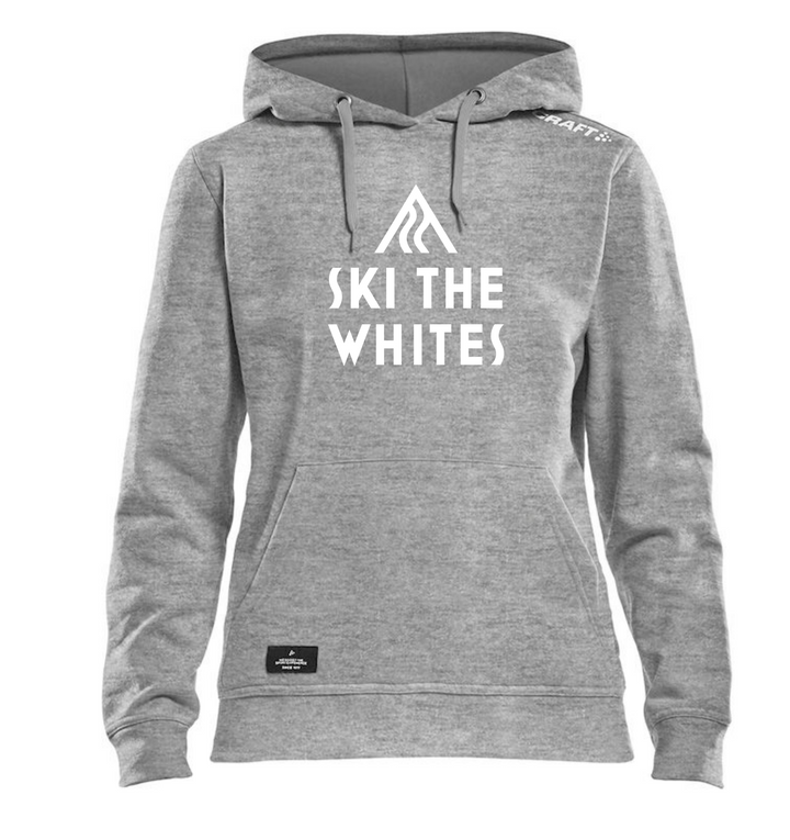 Ski The Whites Women's Hoodie