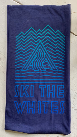 Ski The Whites Neck Gaiter