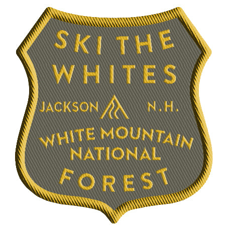Ski The Whites Patch