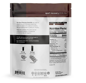 Skratch Labs Hydration Drink Mix Nutrition