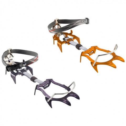 camp race 290 crampons automatic backcountry skiing
