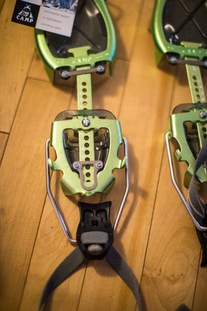 New CAMP XLC 390 Crampons Automatic