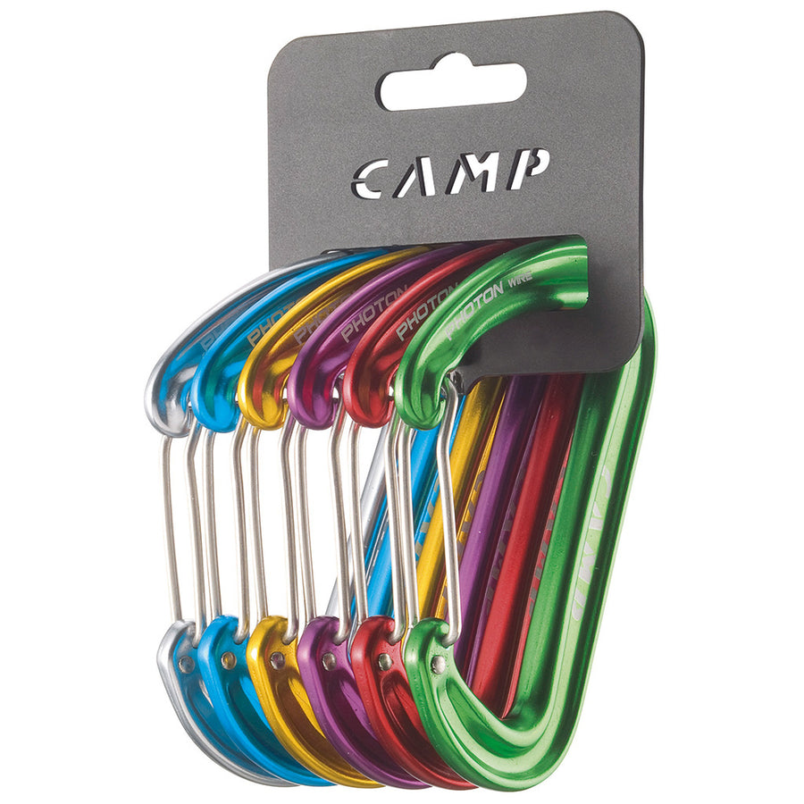 CAMP Photon Wire Carabiner Rack