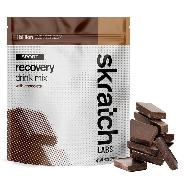 chocolate skratch recovery mix nutrition