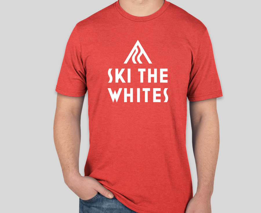 Ski The Whites T-Shirt