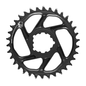Sram GX Eagle 30T chainring, 3mm offset(boost), 3 bolt direct mount