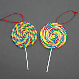 Lollipop Hanging Decoration
