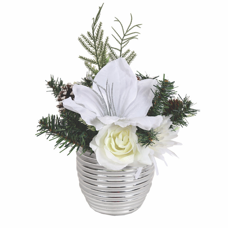 White Floral Arrangement