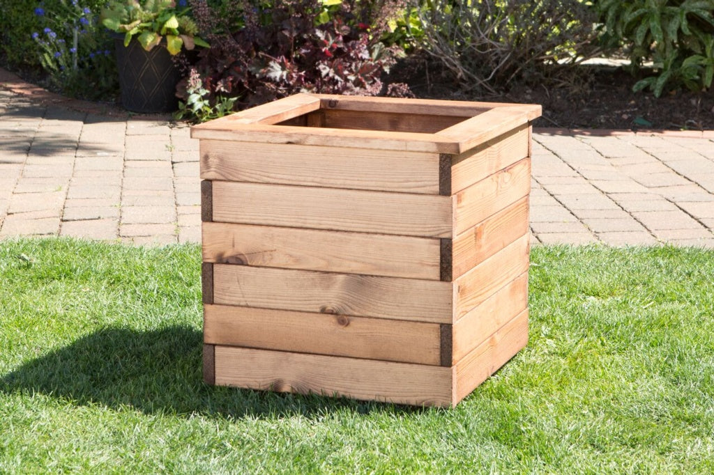 Charles Taylor Large Wooden Planter
