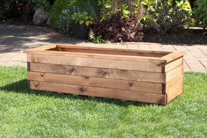 Charles Taylor Trough Wooden Planter