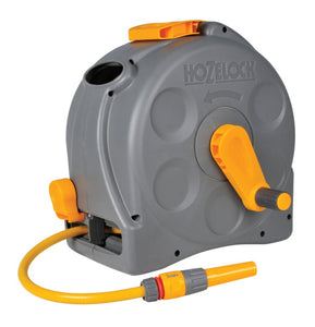 Hozelock 2 in 1 Enclosed Reel