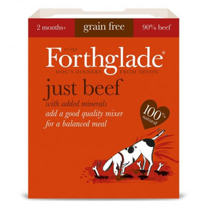 Forthglade Just Beef 395g