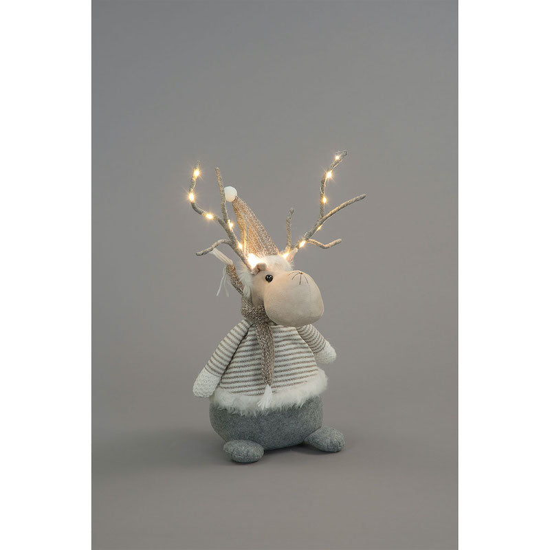 LED Plush Reindeer