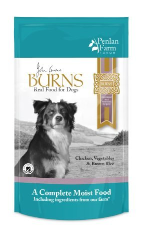Burns Chicken Wet Pouch (various sizes)