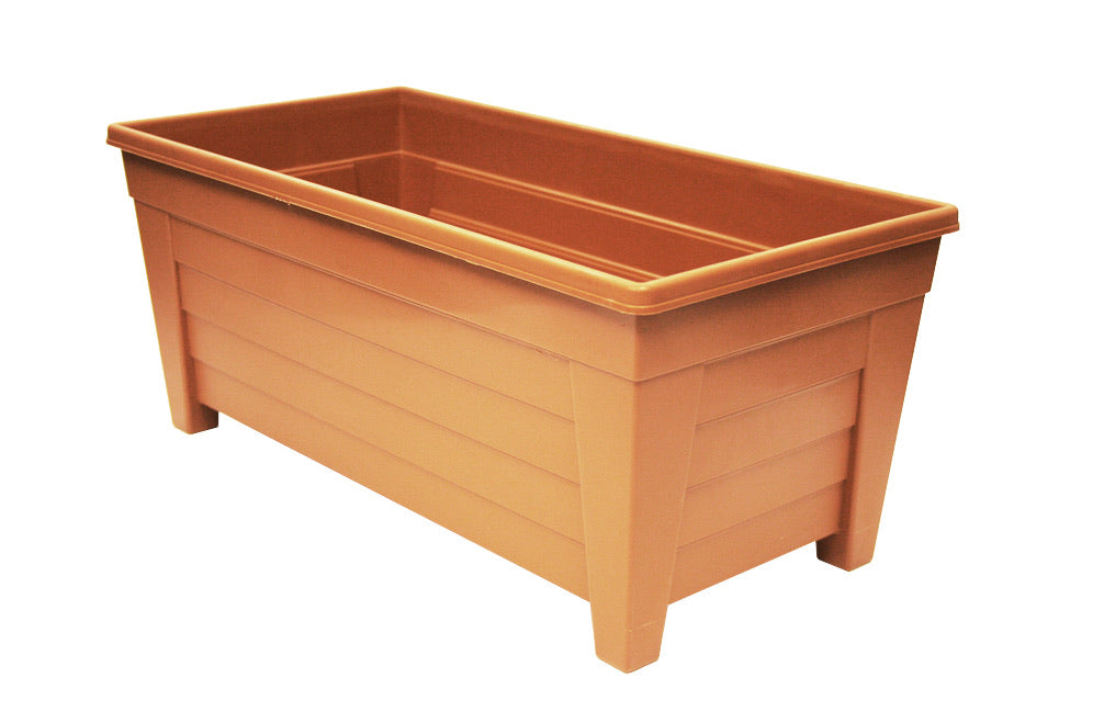 Terracotta Grovener Trough