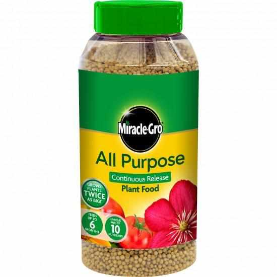 Miracle Gro All Purpose Continuous Release Food