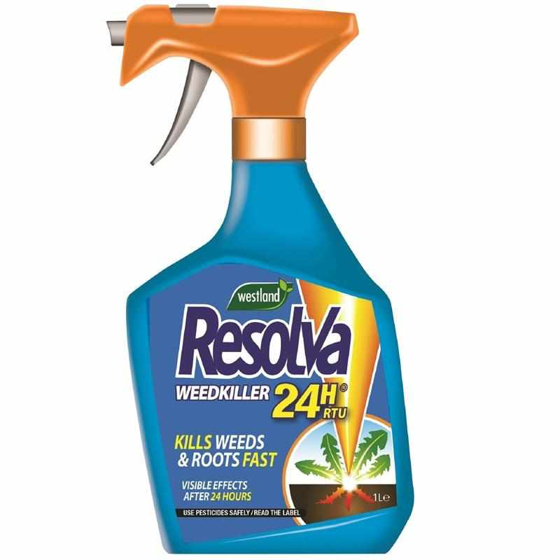 Resolva Weedkiller
