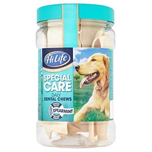 HiLife Special Care Dental Chew Spearmint